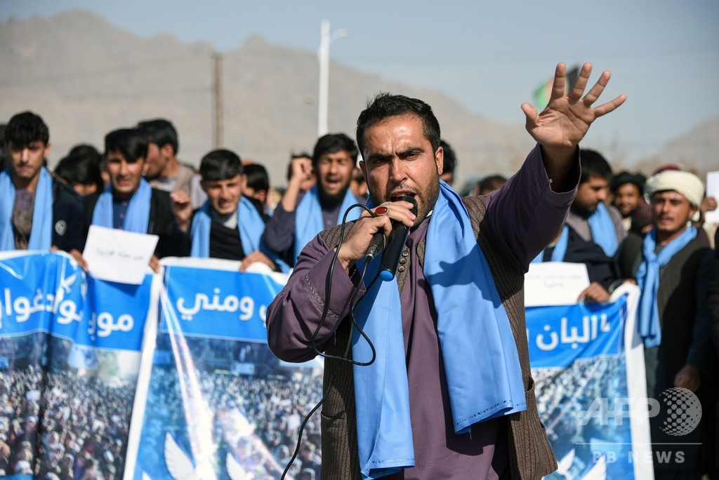 米、タリバンと「枠組み草案」を策定 NYT報道