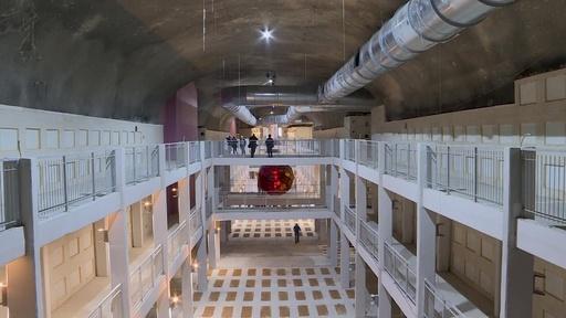 動画:エルサレムの「地下墓地」 一部開設 2万以上の埋葬区画目指す