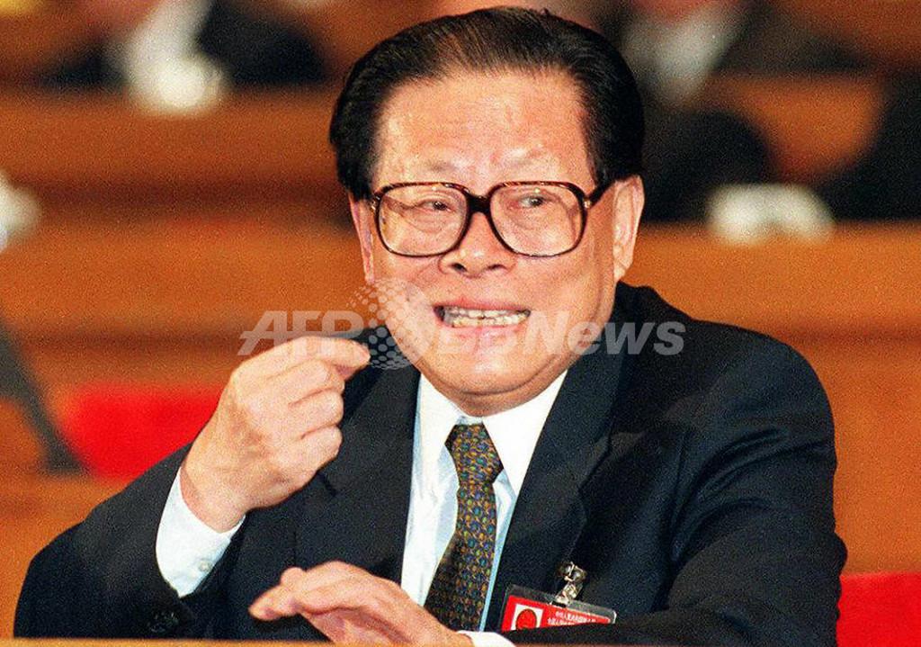 江沢民氏の死去説は「全くのうわさ」、新華社通信
