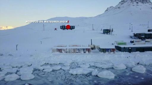 動画:ブラジルが開設予定の新たな南極基地、内部映像公開