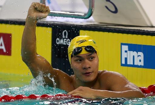 世界水泳銀メダリストが26歳で急逝、孫楊も悲痛