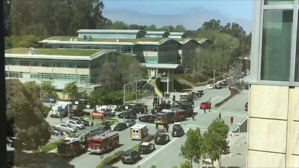 米ユーチューブ本社で発砲 3人負傷、容疑者の女死亡