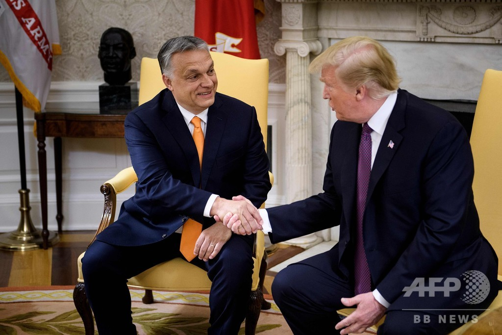 トランプ大統領、大阪G20に合わせ中ロ首脳と会談の意向