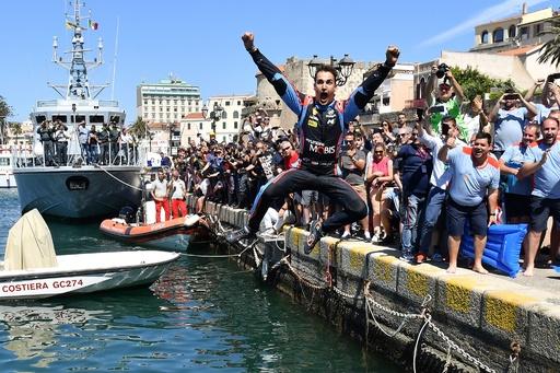 ソルドがラリー・イタリア制覇、タナックは終盤のマシントラブルに泣く