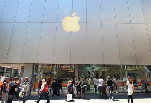 アップル4~6月期決算、売上・純利益とも過去最高