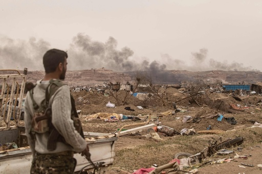 IS「カリフ制国家」壊滅後のシリアの行方、終わらない内戦