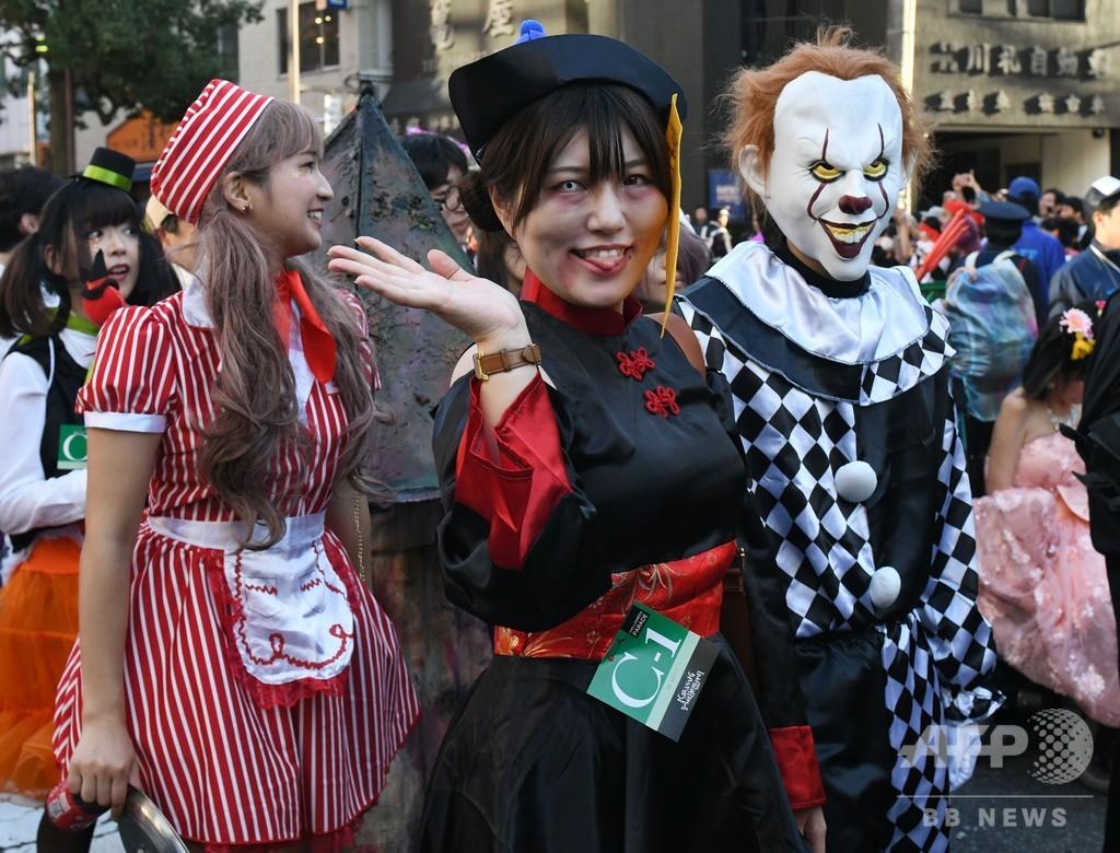 川崎の「百鬼夜行」は観衆12万人と一体型 ハロウィーンパレード最高潮