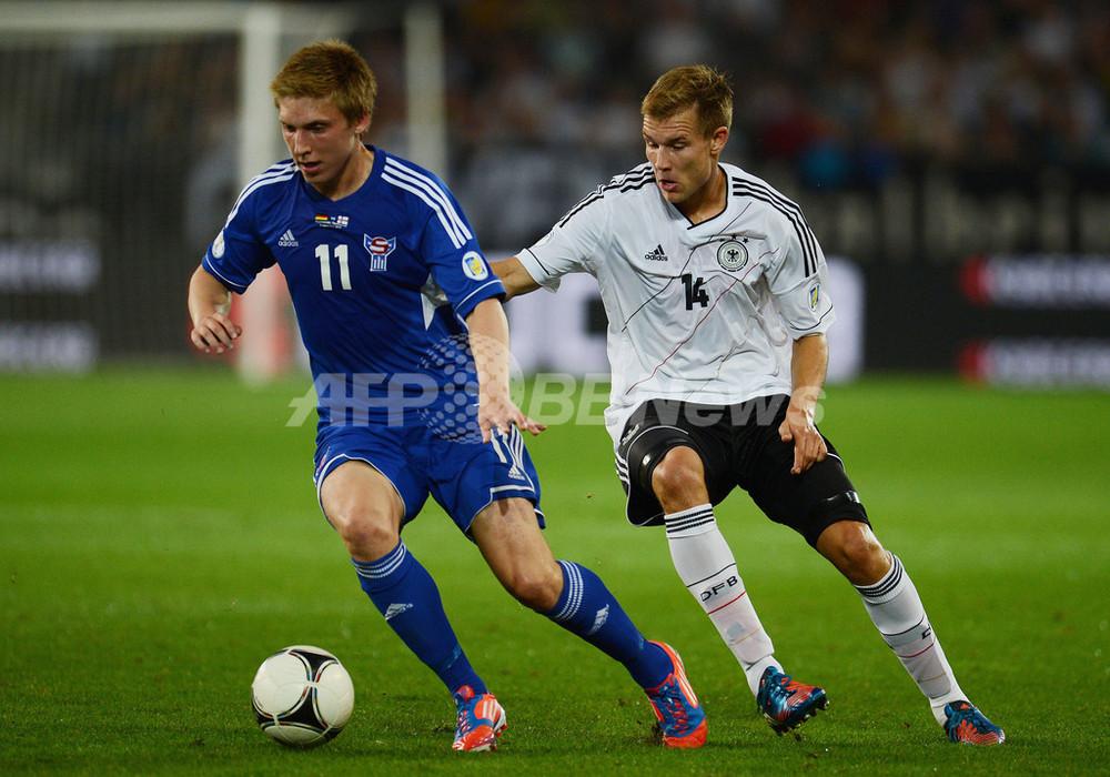 ドイツが3-0でフェロー諸島下す...