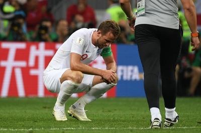 イングランド主将ケイン「がっかり」、W杯制覇の夢破れ失望隠せず