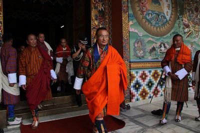 「国民総幸福量」追求するブータン、3度目の国民議会選開始