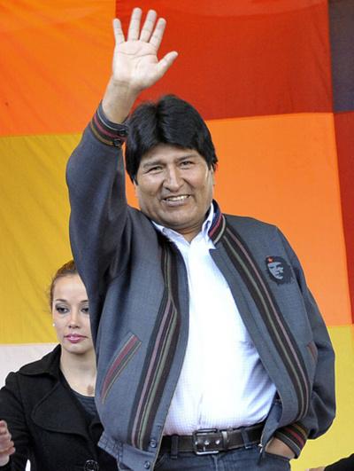 ボリビア大統領、米国際開発局の追放を発表