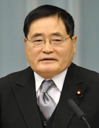 亀井氏、閣僚辞任へ 「郵政先送り」で