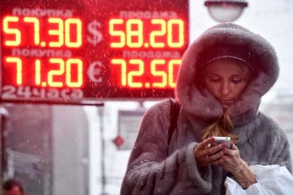 ロシアに新経済制裁、米国が検討中
