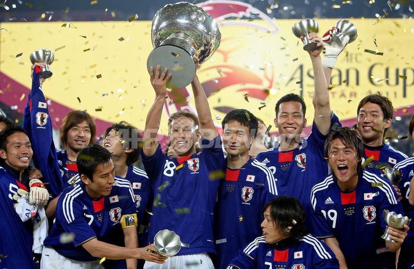 日本、1-0で豪州下し優勝 アジアカップ