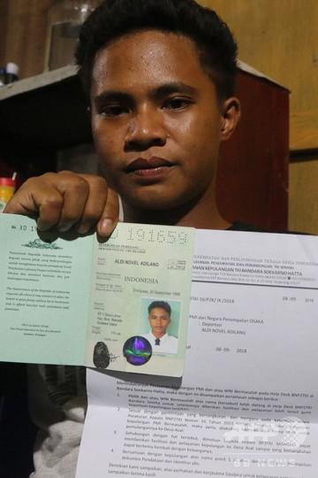 インドネシアの青年、漁労用のいかだで49日漂流 2500キロ グアム沖で救出