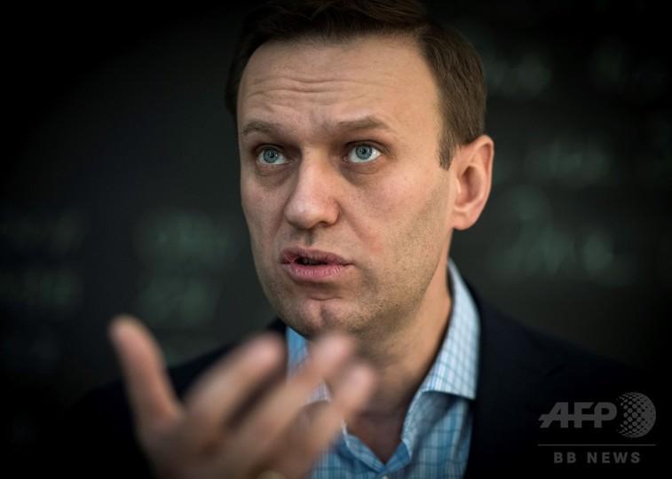 「プーチンが終身皇帝に」 野党指導者が批判、単独インタビュー