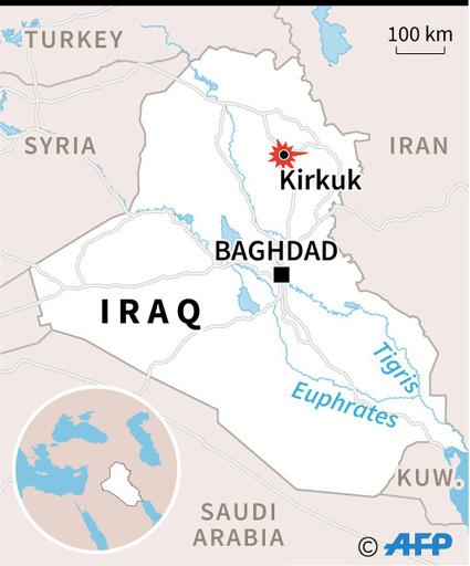 イラクの米軍駐留基地にロケット弾、犠牲者なし