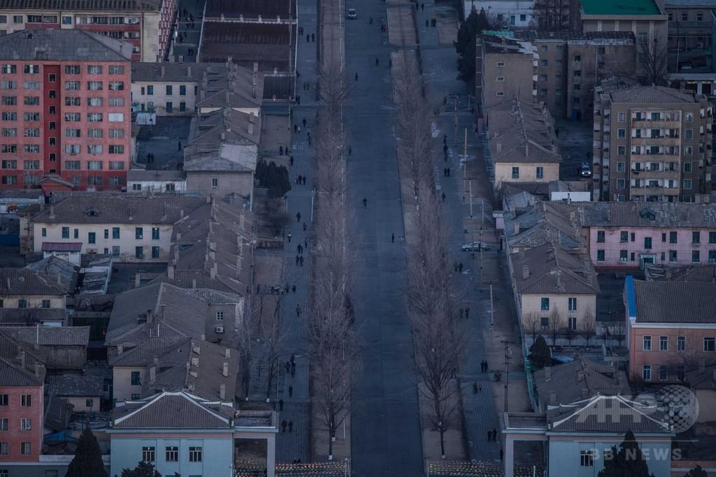 北朝鮮で深刻な食糧不足、国連主導報告書