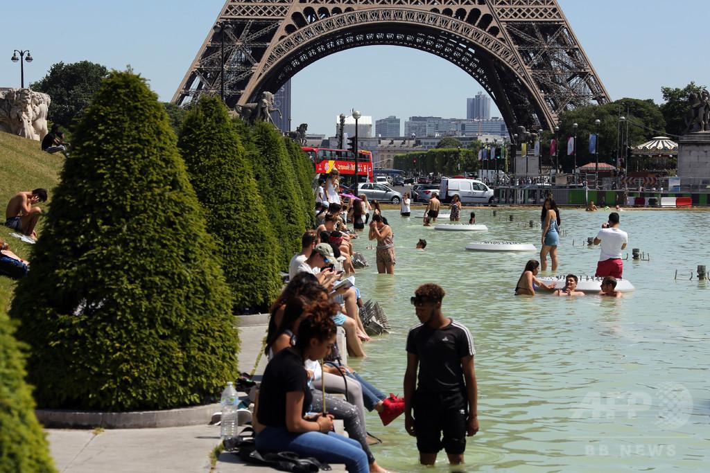 異常気象による欧州の年間死者数、21世紀末までに50倍に 論文