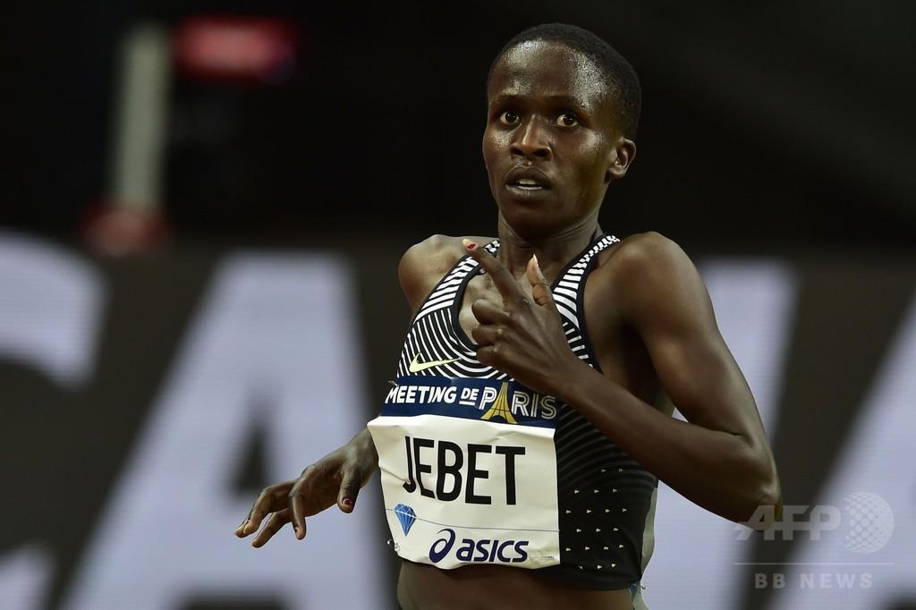リオ金のジェベト、女子3000m障害で8年ぶり世界新記録