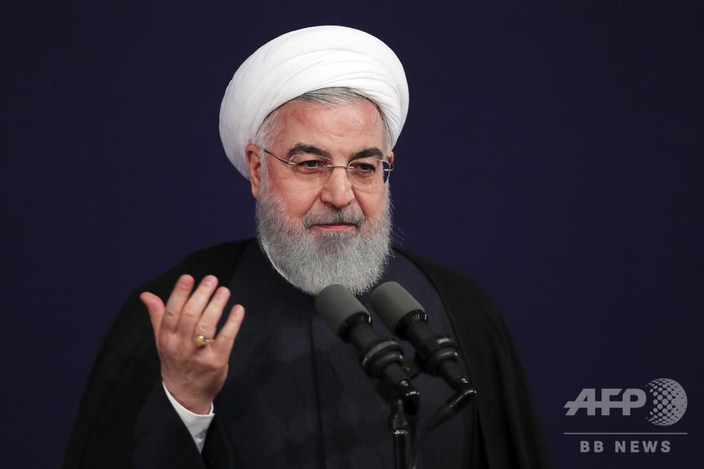 サウジ記者殺害は「米国の支持なしでは不可能」 イラン大統領が見解