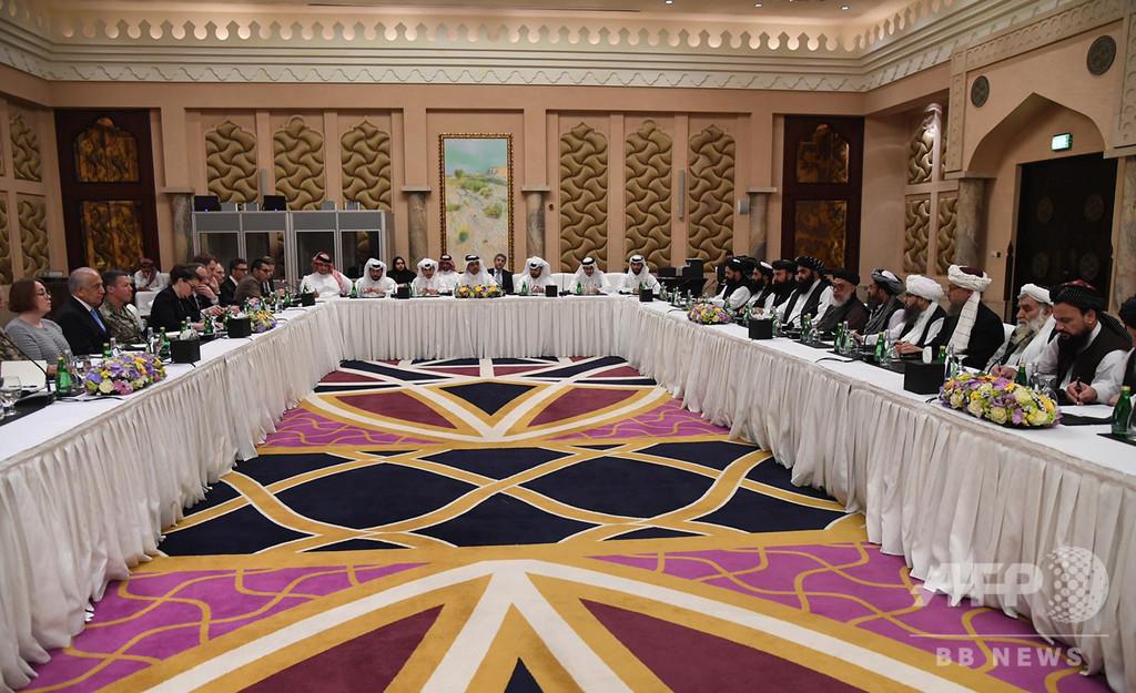 タリバンが春季攻勢開始を宣言、和平協議に逆行 アフガニスタン