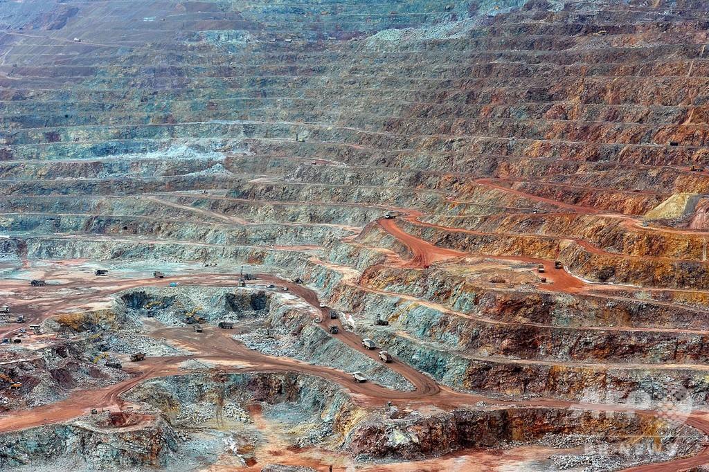 中国・山西省で大型金鉱発見、潜在的経済価値2400億円か