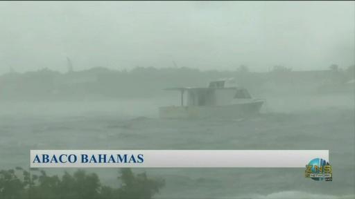動画:最強のハリケーン「ドリアン」、バハマ上陸