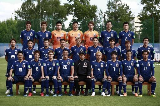 【特集】ロシア大会に臨むサッカー日本代表