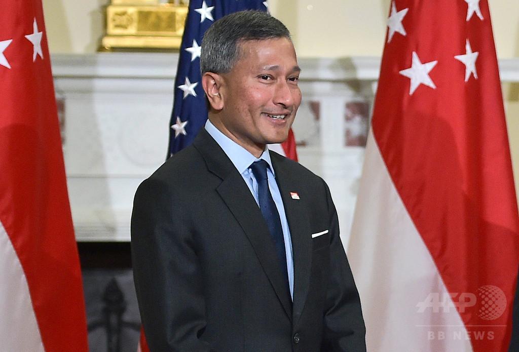 シンガポール外相、明日から北朝鮮を訪問へ
