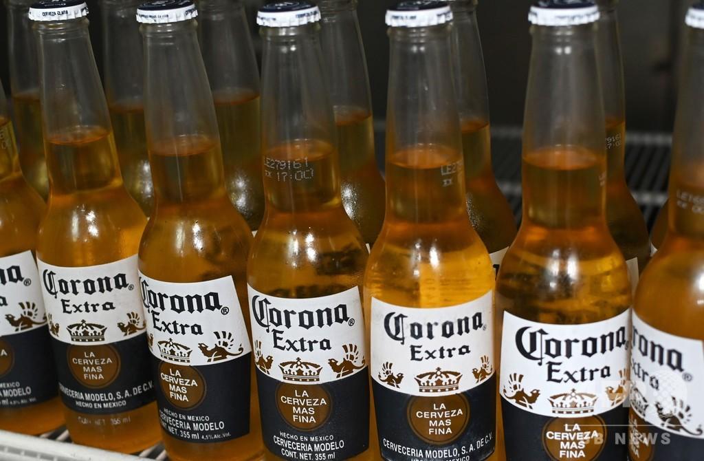 メキシコのコロナビール製造会社、3日から生産停止 新型コロナで