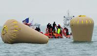 韓国旅客船沈没、船長ら3人の逮捕状を請求