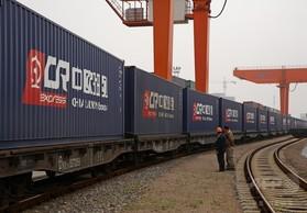 中欧列車でスピルリナ初輸送、内モンゴル