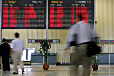 空港ターミナルに7か月滞留、シリア人男性をついに逮捕 マレーシア