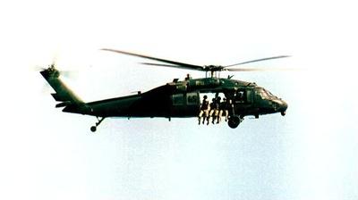 ソマリアで米軍に戦死者、24年前のブラックホーク・ダウン事件以来