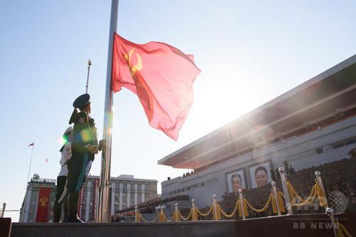 北朝鮮、フセイン政権引き合いに水爆実験の正当性主張