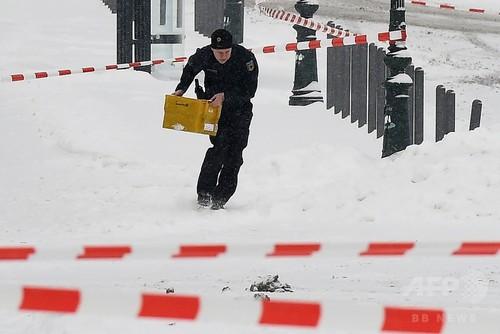 国際ニュース:AFPBB News独連邦首相府に不審な郵便物、周辺封鎖し爆発物専門チームが調査