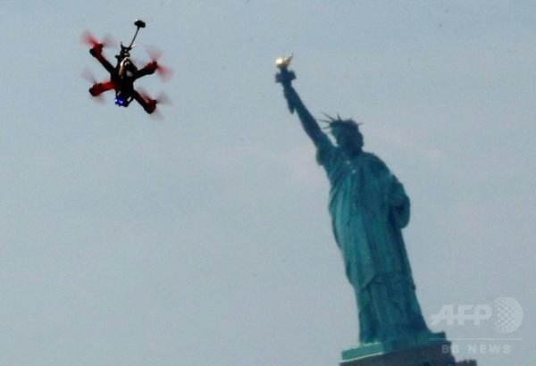 ドローンをクリスマスプレゼントに? 安全な操縦を呼び掛け ICAO