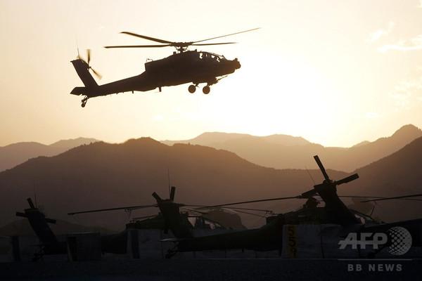 米軍、イエメンでトランプ氏就任後初の作戦 民間人含む57人死亡