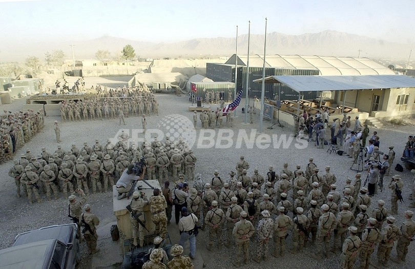 アフガニスタン駐留米軍基地で虐待行為か、英BBCが報じる