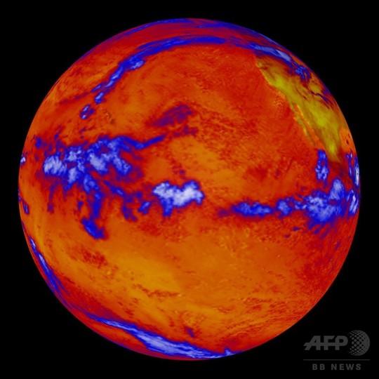地球温暖化の「停滞」、海による熱吸収ではない 研究