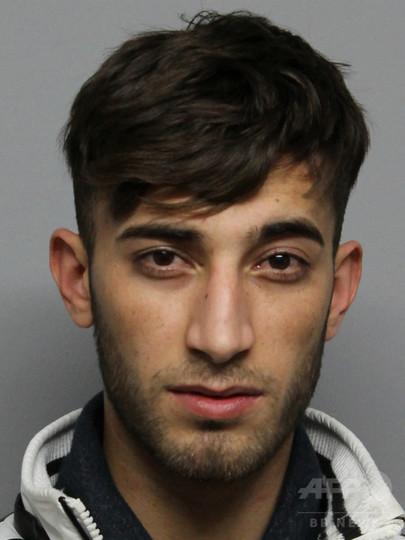 ドイツで難民申請中に少女を暴行・殺害、イラクに逃亡した男を拘束・送還
