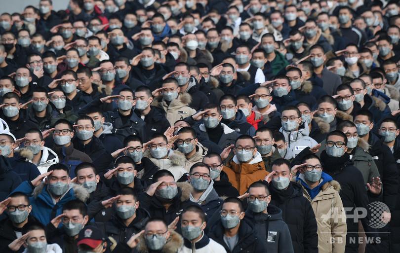 韓国の「対中」大気汚染改善実験、初回は失敗 人工雨ほぼ降らず