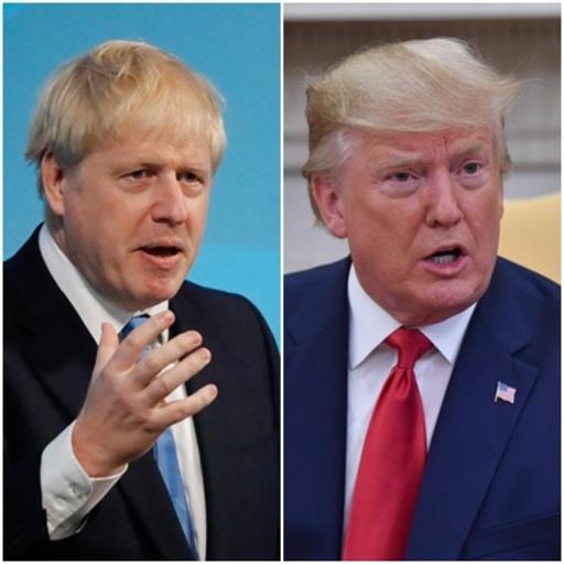 英新首相にジョンソン氏、トランプ氏との「ブロマンス」は続くのか