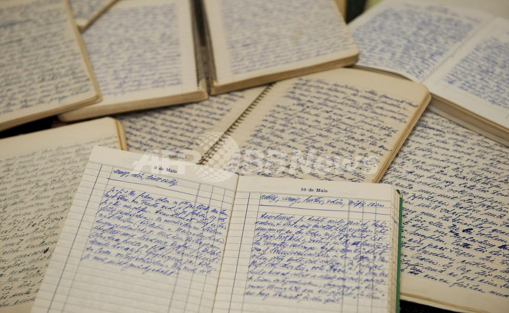 ナチスの「死の天使」メンゲレの日記、2300万円でユダヤ人が落札