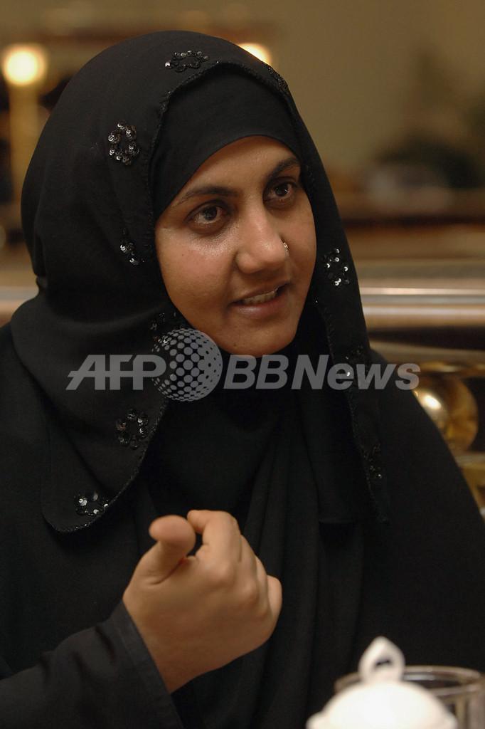 6か月収監された女性人権活動家、AFPと会見 - オマーン