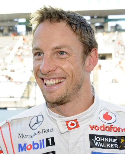 バトンがトップタイムを連続で記録、F1日本GP