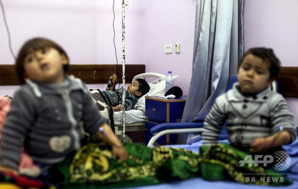 小児がん患者、45%が未診療 先進国と途上国で著しい格差も