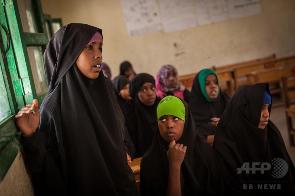 女性器切除受けた少女2人死亡、シエラレオネとギニア