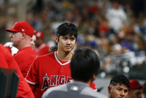 大谷翔平、リハビリ投球にゴーサイン 6月に右肘靱帯損傷